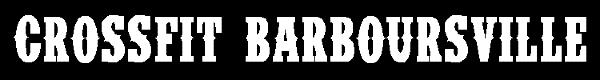 CrossFit Barboursville Logo